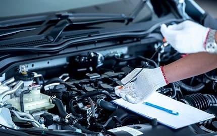 осмотр и проверка автомобиля перед покупкой